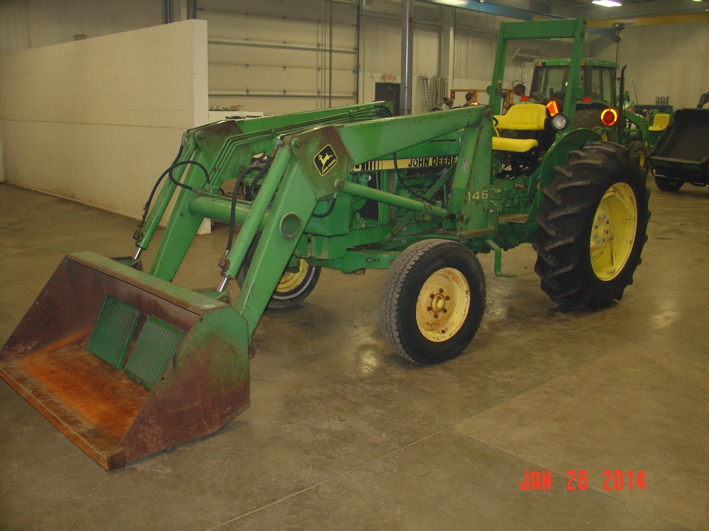 Tractors for Club 022