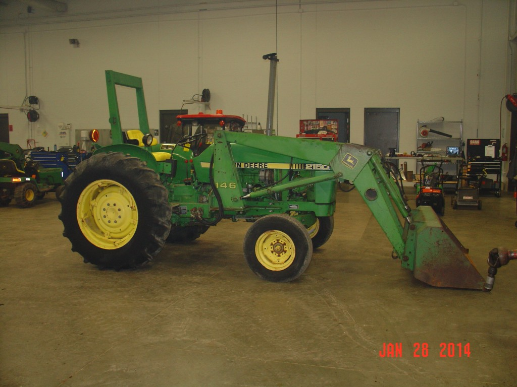 Tractors for Club 023