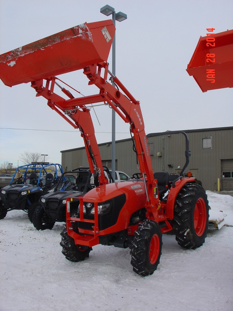 Tractors for Club 026