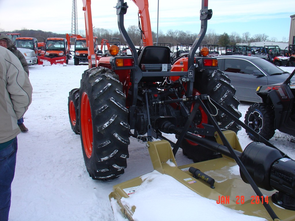 Tractors for Club 028