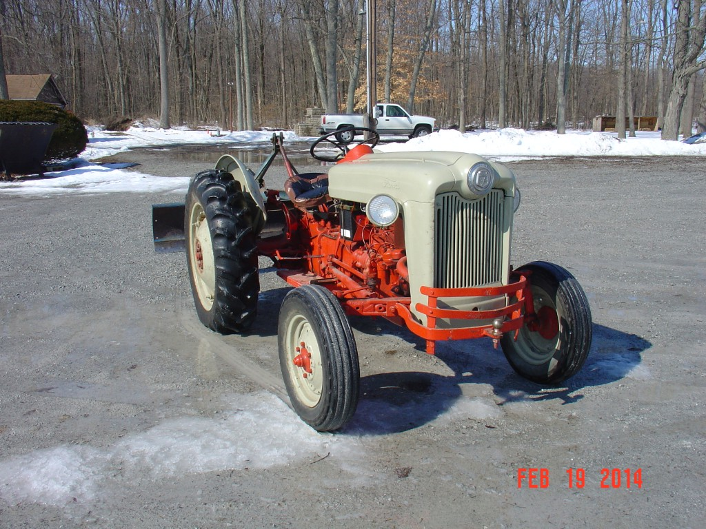 Tractors for Club 072